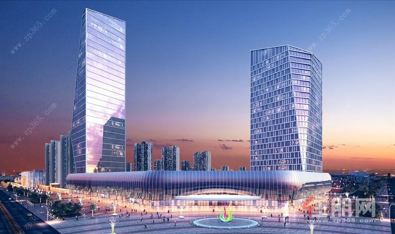 贵港义乌中国小商品智慧新商业产业园