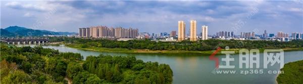 龙湖·春江天越实景图.png