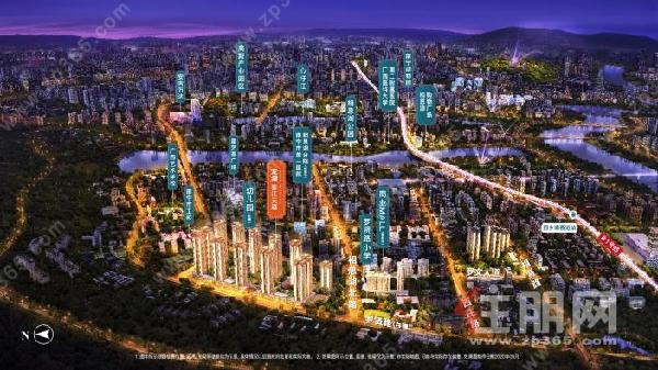 封神南宁楼市,稀缺LV板式楼王,龙湖·春江天越3月20日盛大开盘