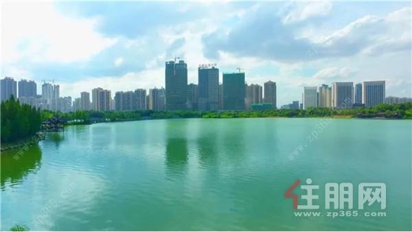 赣州云星·公园大观实景