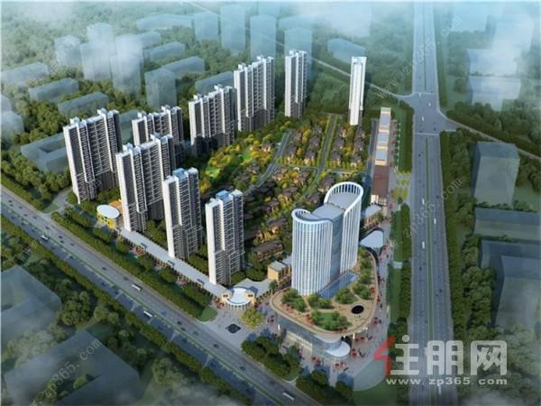 赣州云星·公园大第项目规划图