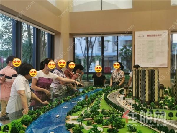 六月家书|洋房全面封顶中,高层住宅基础工程如期推进!
