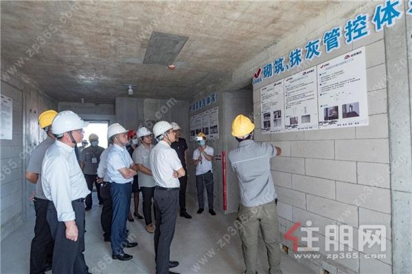 2021年南宁市住建系统质量月建筑工地标准化工程 现场观摩会圆满举办