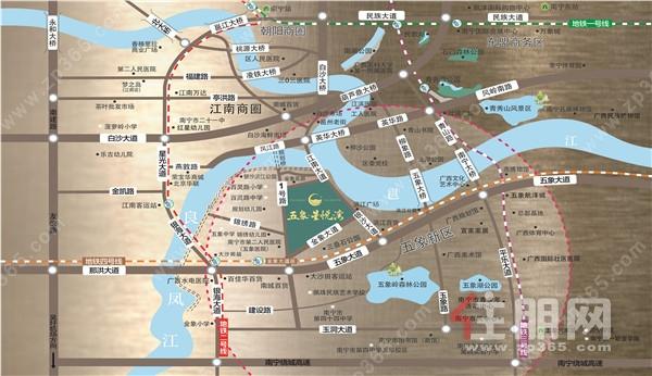 五象·星悦湾: 五象新盘, 距地铁500米, 还毗邻滨江公园