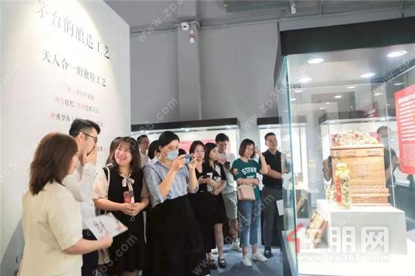 品味时光佳藏 畅怀天赋江山 保利·冠江墅X贵州茅台文化艺术展盛大开展