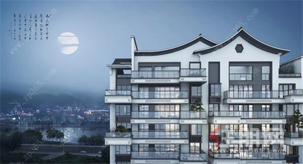 |传统元素与现代建筑完美融合