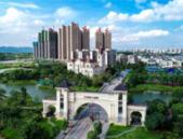 國悅九曲灣·碧景園在售2號樓75/89/107㎡,參考價8300元/㎡起。