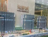 热烈祝贺弘都城精装SOHO样板间盛大开放!总价13.8万起,做地铁物业房东!