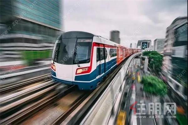 12万㎡地铁口综合体,创业路上的铁饭碗
