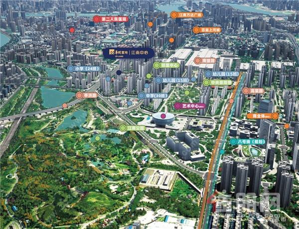 未来大城,华润力造江南中央活力生活区
