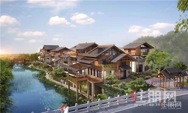 南国乡村·农村综合旅游景区100-380㎡联排别墅在售