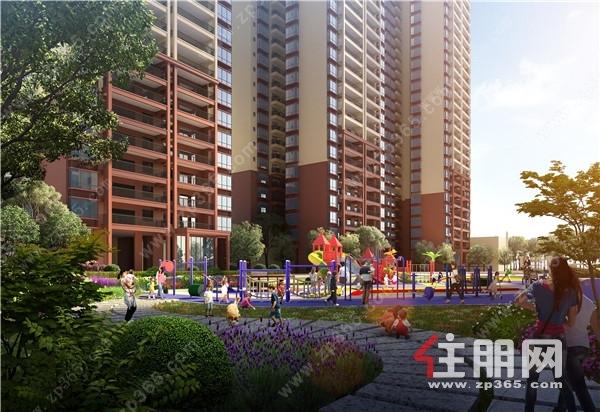富鸣·水岸香颂:位于香山河畔的学区美宅