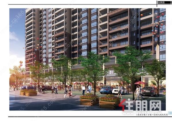 富鸣·水岸香颂丨武鸣城市新力量,中轴线崛起新央心