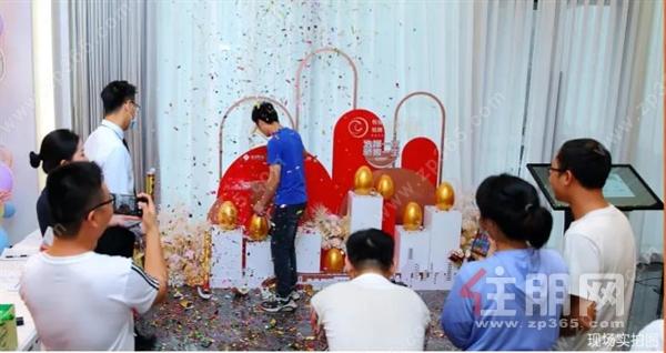 悦桂·旭辉丨福弈和庭高拓红盘,营销中心一开即红,超5 k+到访!