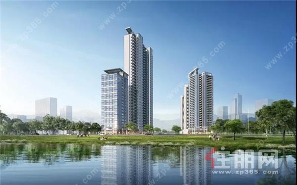为南宁,再焕新 | 宋都集团2021南宁城芯作品,3月2日即将惊艳亮相!