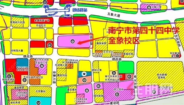 第四十四中学金象校区规划位置示意图.webp.jpg