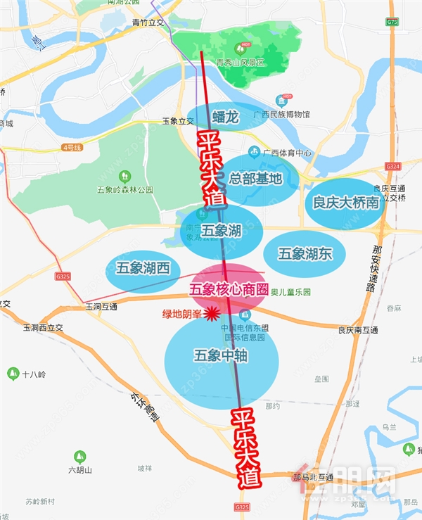 五象核心商圈
