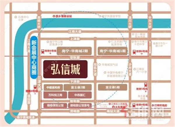 弘信城在售单栋400-6000㎡,项目周边配套齐全,临近地铁4号线!