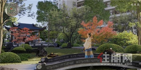 """把2500年的苏州园林,""""搬""""入建发·和鸣!"""