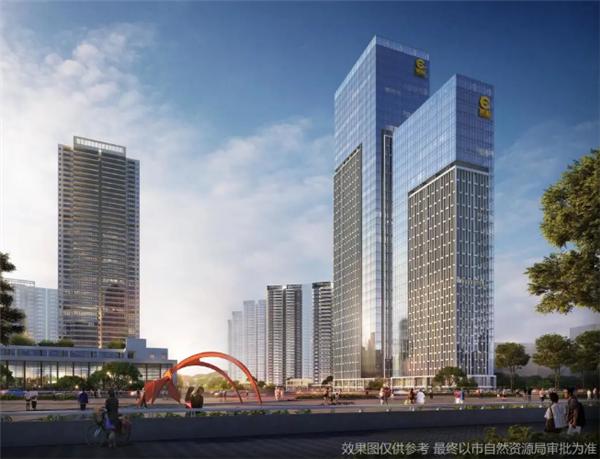 荣和城市之门丨被众多大咖点名 东站商圈的这个项目火出圈