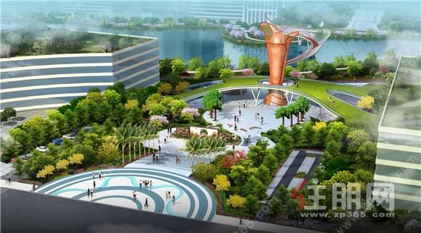 从品牌发展之路,远见裕达中央城光明未来