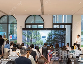 """中新·光合谷企业示范区开放   为企业打造新型""""成长家园"""""""