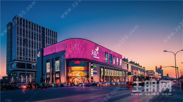 一座天街,改变一座城,南宁的商业格局正在改变