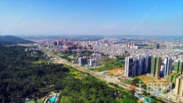 鑫炎·凤凰城周边环境实拍