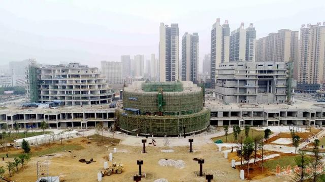 贵港市文化艺术中心项目