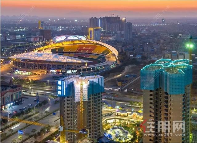 碧桂园·中央上城项目实拍