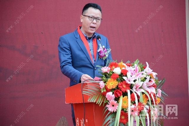 中鼎集团贵港公司总经理钟桂兵