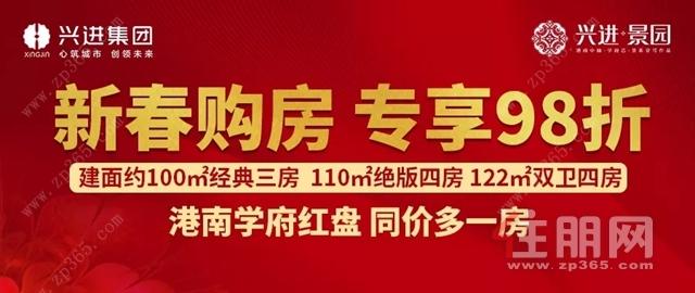 兴进景园宣传海报