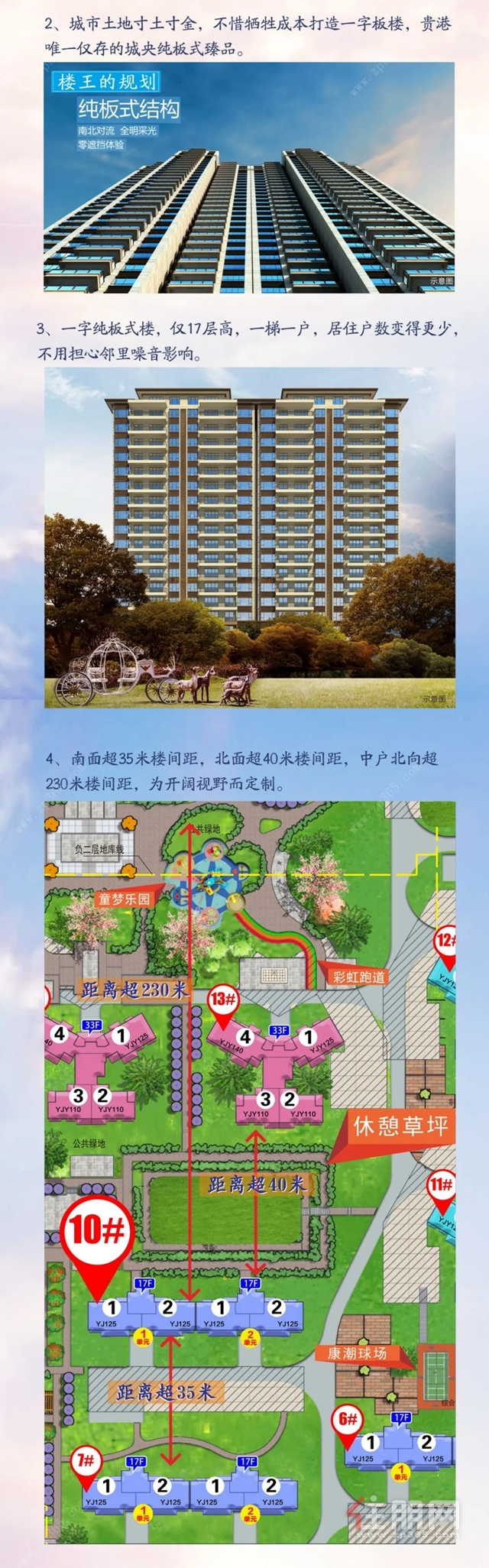 碧桂园中央上城图文推广