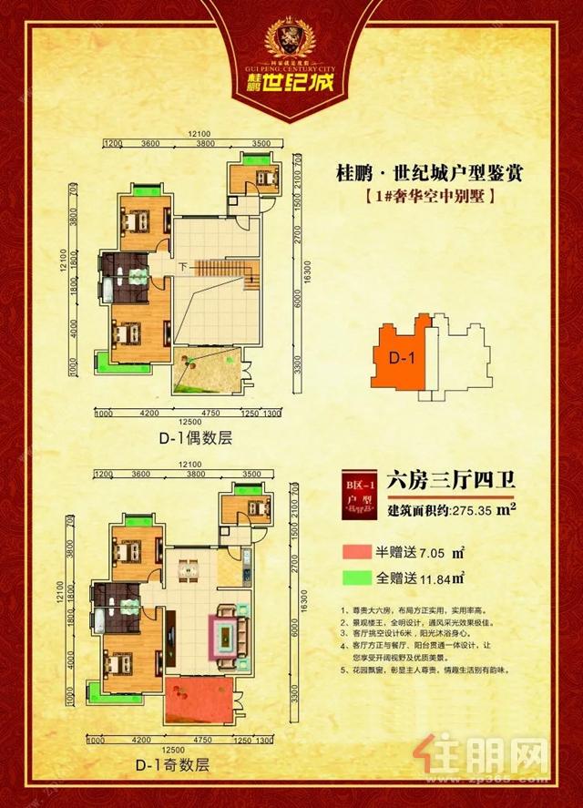 桂鹏世纪城实景图