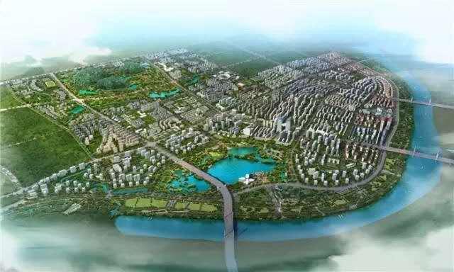港南区规划图