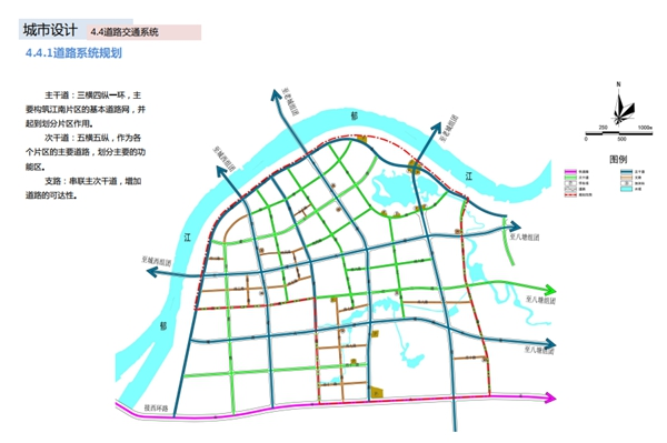 港南区交通道路示意图