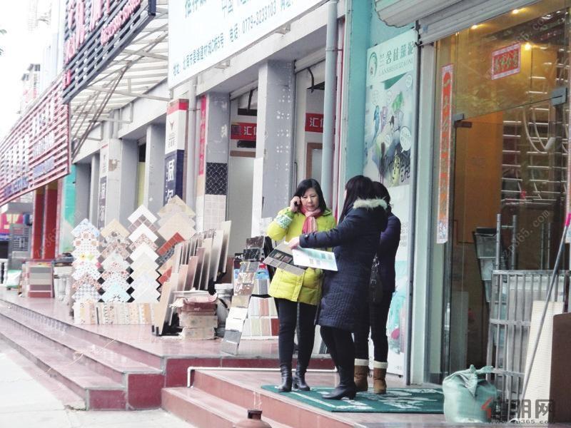 北海楼市升温带动装修旺季到来 普通家装小店人气高 资讯 高清图片