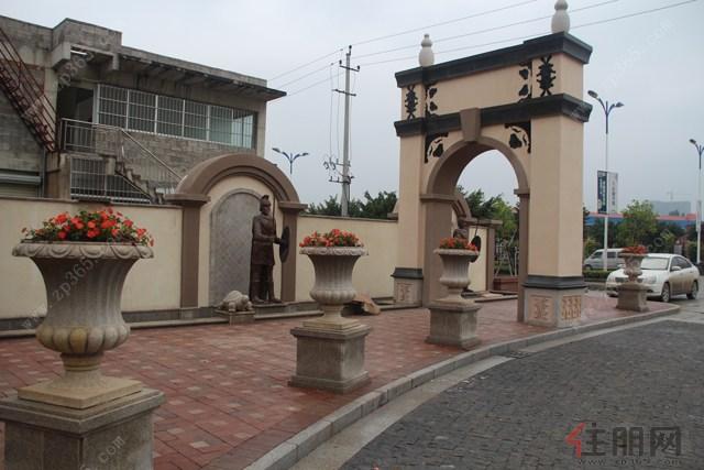 西班牙皇家花园惊现邕城 天誉华庭欧风巨著奢华耀世图片