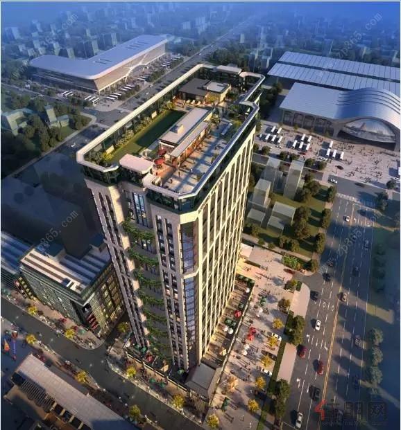 高端楼盘停车场-防城港将建航空小镇,荟金地产带你 一起飞