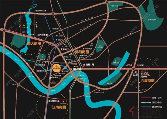 地铁1号线的开通和东西快速路的建设,让融公馆在交通方面锦上添花.