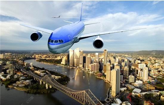 没事飞伦敦喂鸽子去 绿港国际中心据机场高速入口
