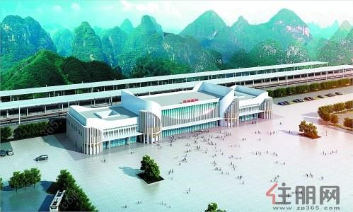 贵广高铁桂林段预计今年8月完成全部正线架梁任务