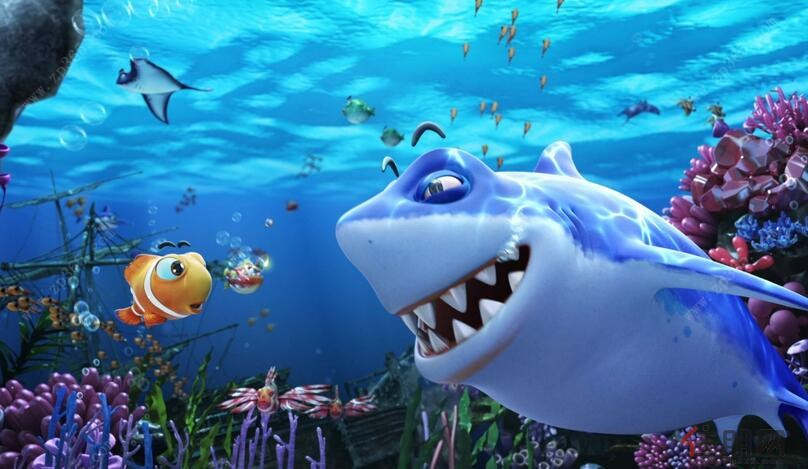 壁纸 海底 海底世界 海洋馆 水族馆 桌面 808_469