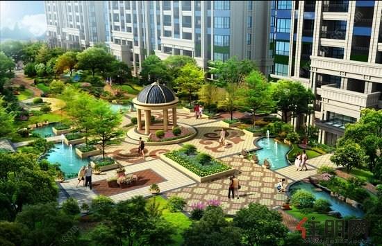 瓦窑小游园广场预计8月完工 城南门户楼盘将直接受益图片