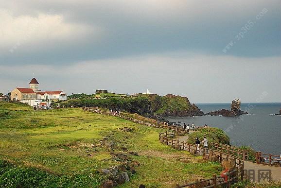 韩国济州岛风光