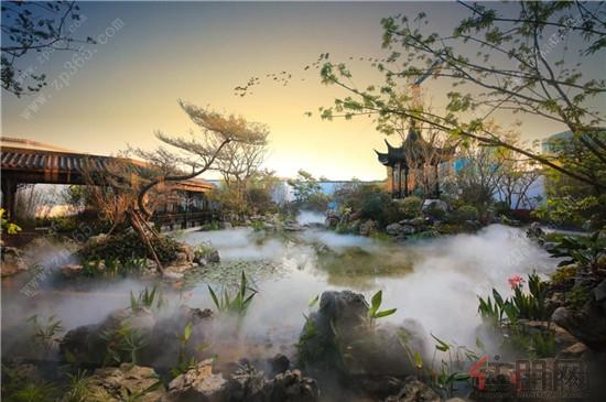 欧式vs中式02这些特色园林景观你爱哪一款?
