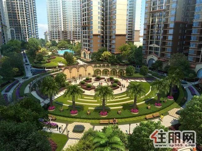 (3)邕江,南宁滨江公园,五象岭森林公园,名木园公园,五象总部基地公园