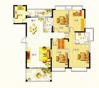 四室二厅二卫二阳台