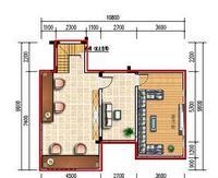 8栋104户型地下室