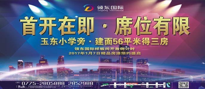 领东国际首开在即,席位有限!1月7日预约盛启